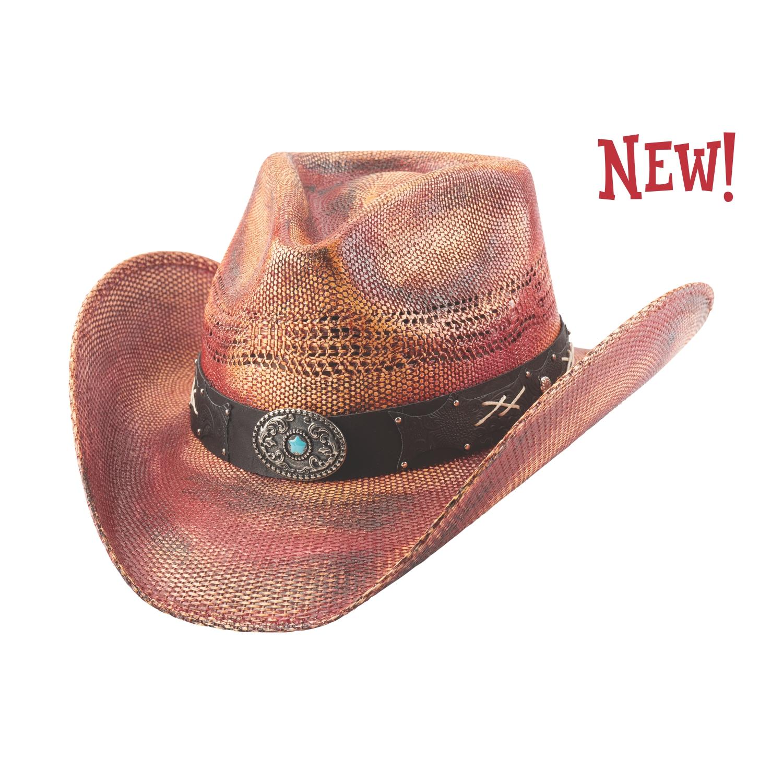 sombrero de palma para mujer only me ropa vaquera para dama