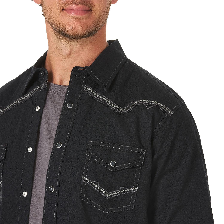 Western Wear Rock47 Camisa Shirt