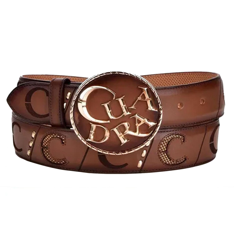 cinturon cuadra para dama CD981RS